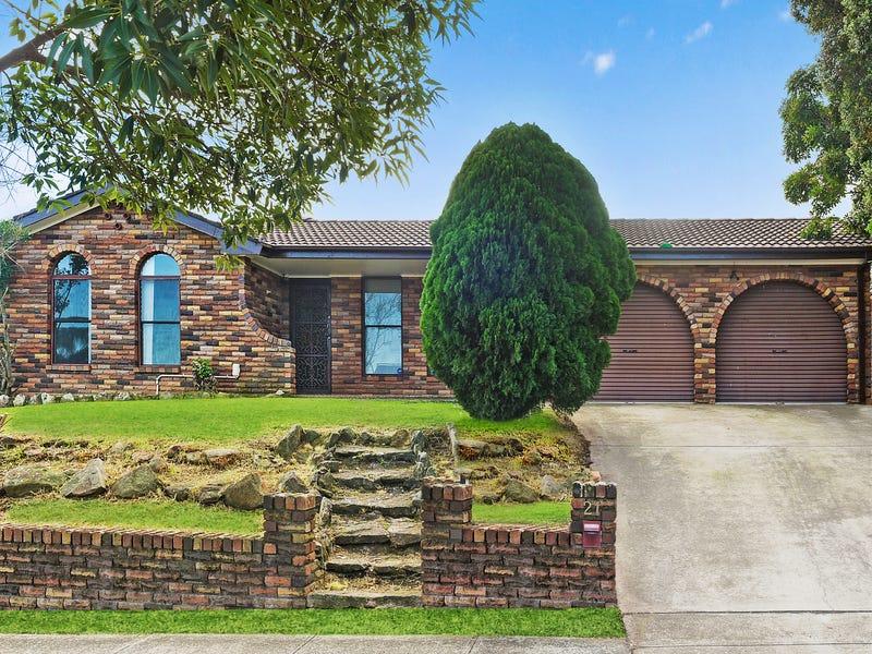 21 Prairie Vale, Bossley Park, NSW 2176