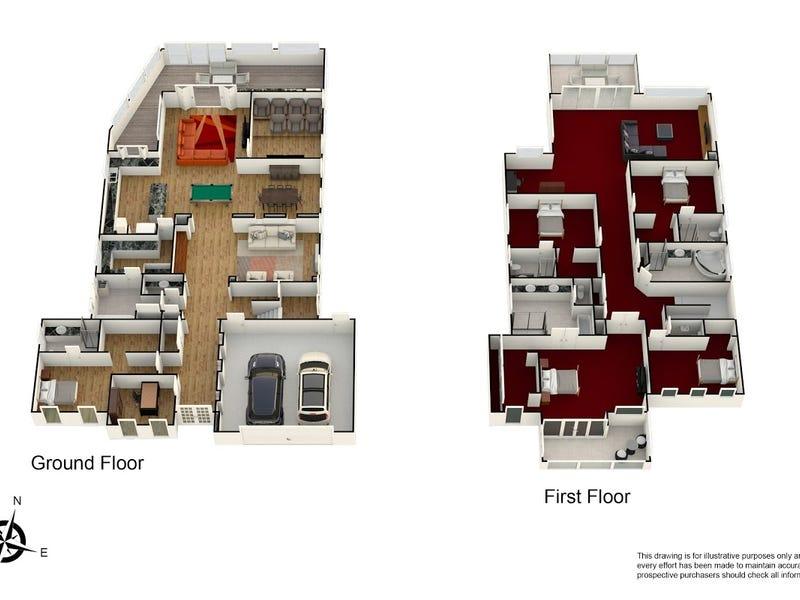 11 Rivergum Rise, Hampton Park, Vic 3976 - floorplan