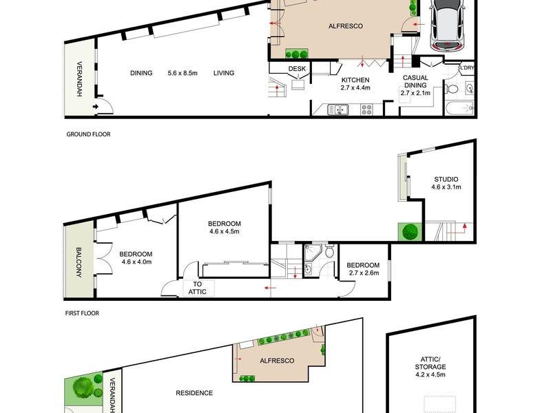475 Liverpool Street, Darlinghurst, NSW 2010 - floorplan
