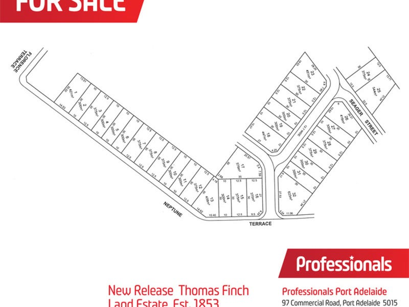 LOT 61 Neptune Terrace, Gillman, SA 5013