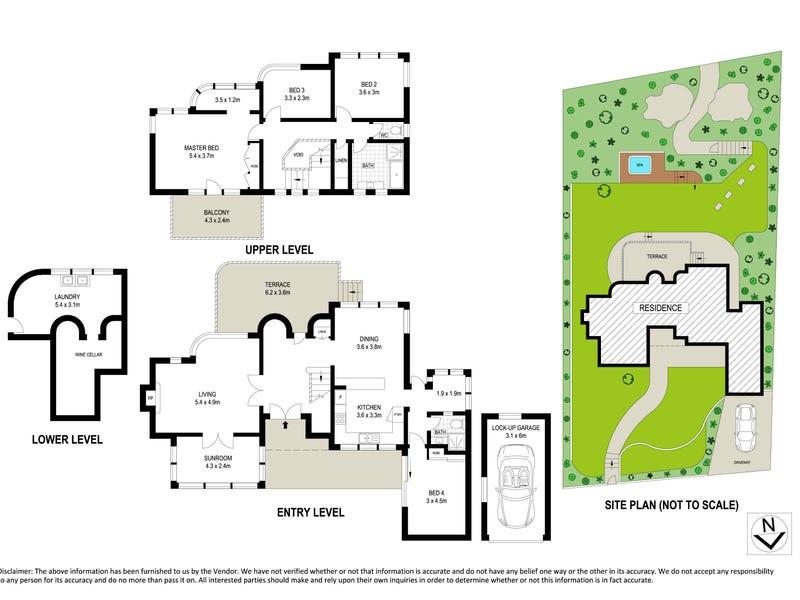 36-38 Greycliffe Street, Queenscliff, NSW 2096 - floorplan
