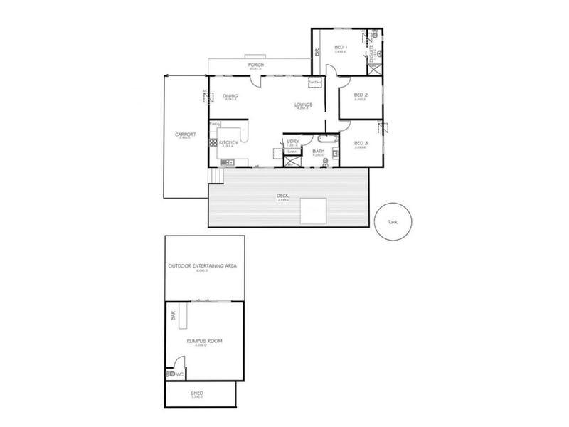 14 Highview Drive, Port Lincoln, SA 5606 - floorplan