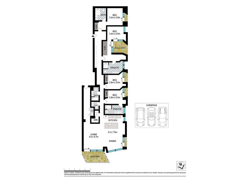 C.08.01 /15 Young Street, Sydney, NSW 2000 - floorplan