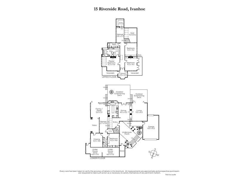 15 Riverside Road, Ivanhoe, Vic 3079 - floorplan