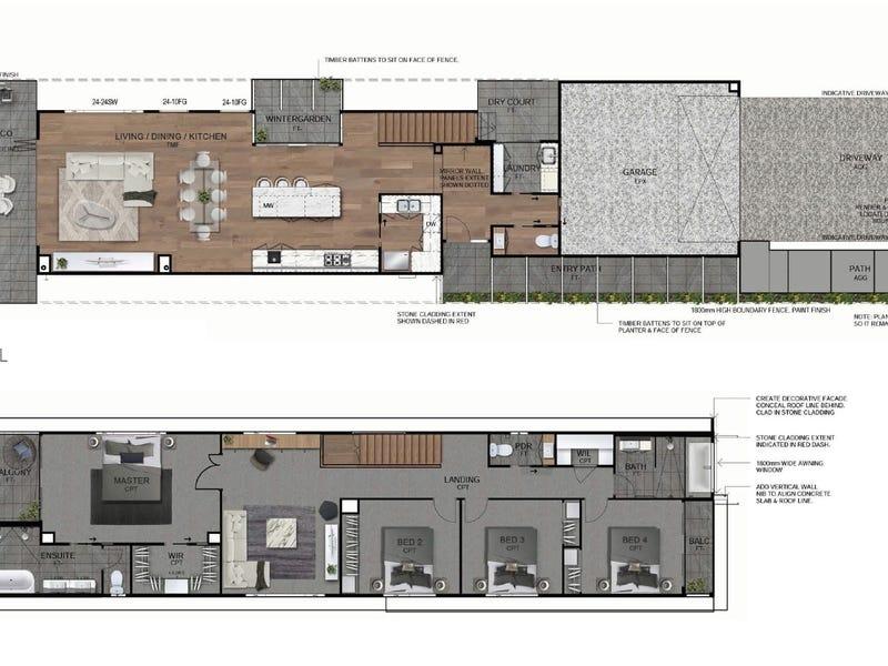 57 Cartwright St, Windsor, Qld 4030 - floorplan