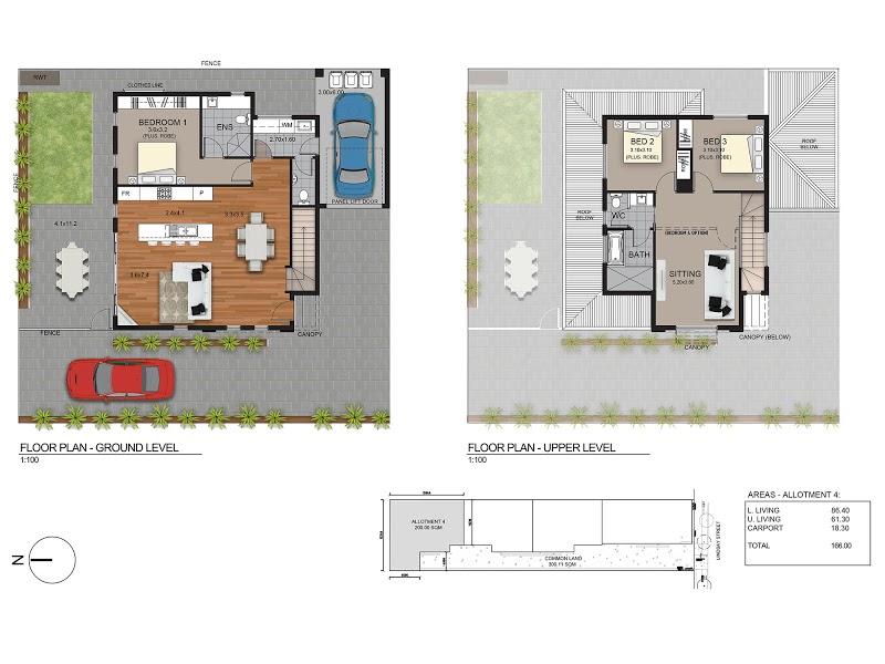 35D Lindsay Street, Plympton, SA 5038 - floorplan