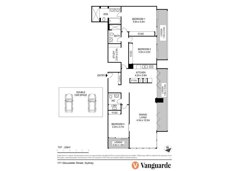 A/171 Gloucester Street, Sydney, NSW 2000 - floorplan