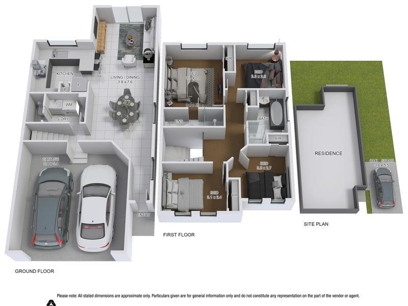 8/46-52 wattle road, Casula, NSW 2170 - floorplan