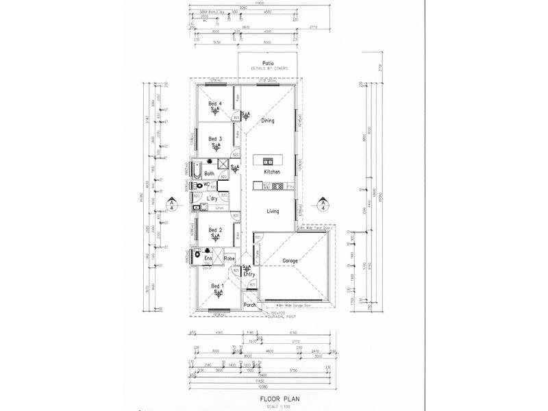 72 Cressbrook Circuit, Deebing Heights, Qld 4306 - floorplan