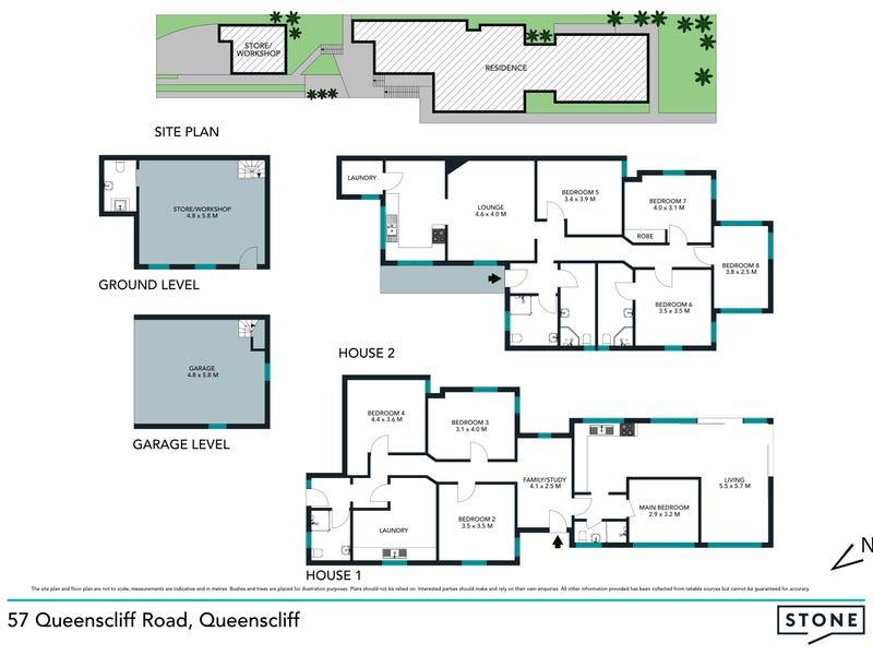 57 Queenscliff Road, Queenscliff, NSW 2096 - floorplan