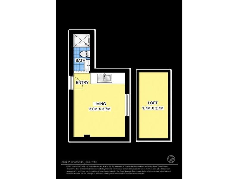 9/91 Mort Street, Balmain, NSW 2041 - floorplan
