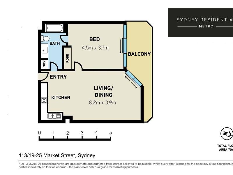 Level 11/25 Market Street, Sydney, NSW 2000 - floorplan
