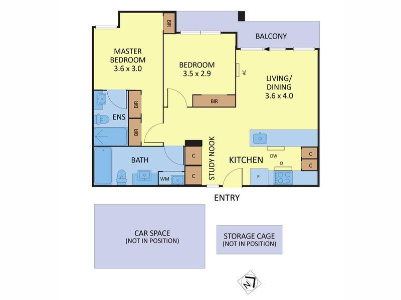 G02/59 Earl Street, Kew, Vic 3101 - floorplan