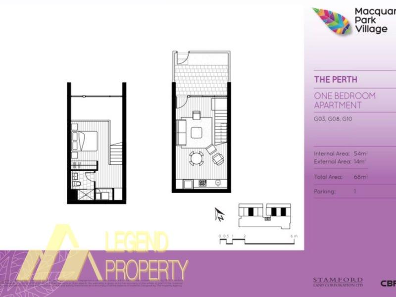 G10/7 Mooltan Avenue, Macquarie Park, NSW 2113 - floorplan