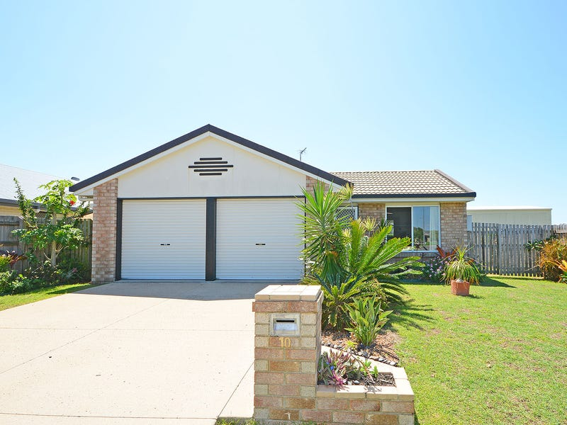 10 Dory Drive, Point Vernon, Qld 4655