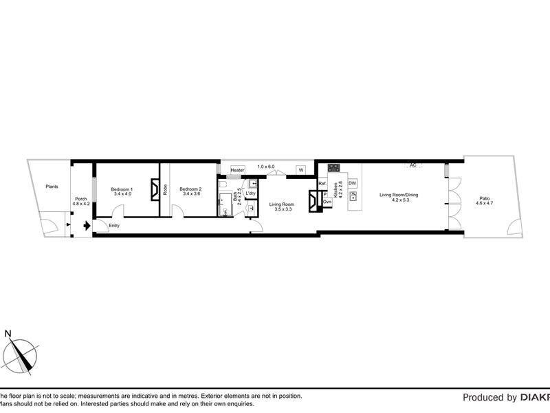 21 Mcgregor Street, Middle Park, Vic 3206 - floorplan