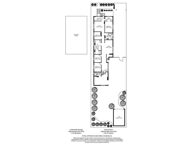 43 Arthur Street, Fortitude Valley, Qld 4006 - floorplan