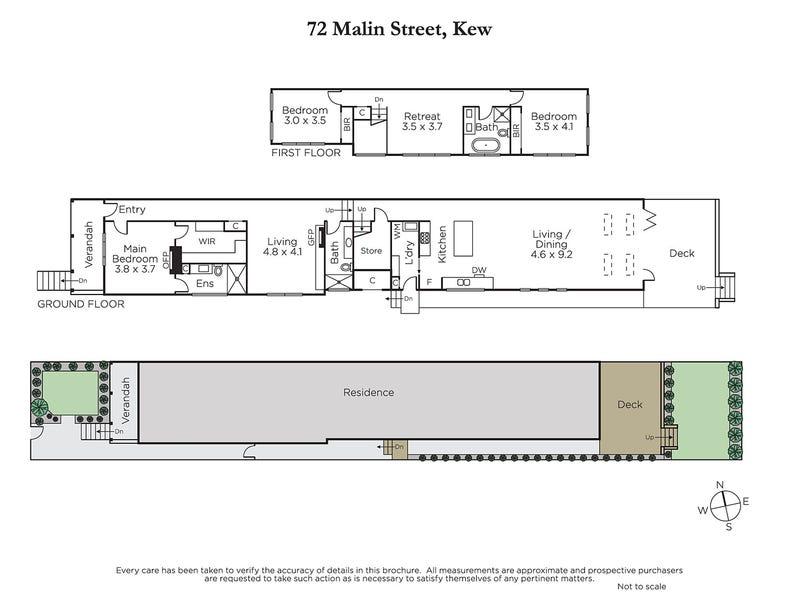 72 Malin Street, Kew, Vic 3101 - floorplan