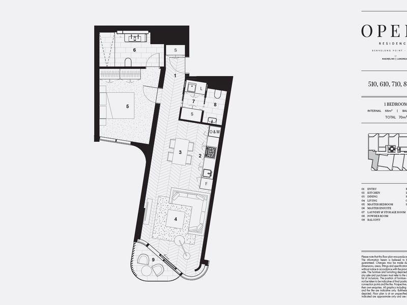910/71-79 Macquarie Street, Sydney, NSW 2000 - floorplan