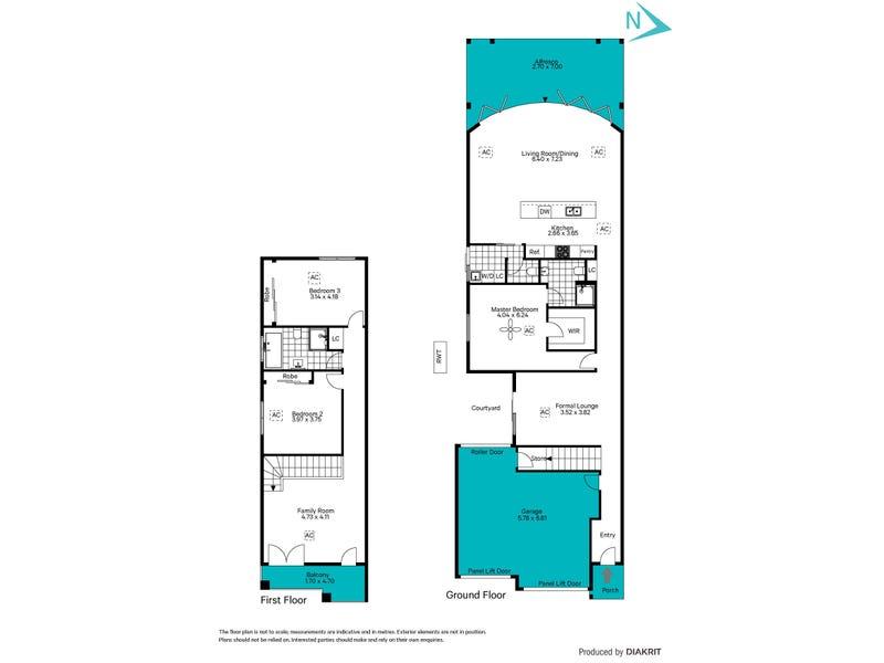 11 Richardson Avenue, Glenelg North, SA 5045 - floorplan