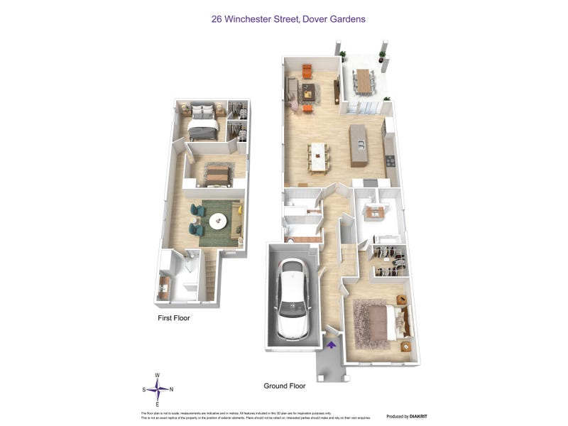26 Winchester Street, Dover Gardens, SA 5048 - floorplan