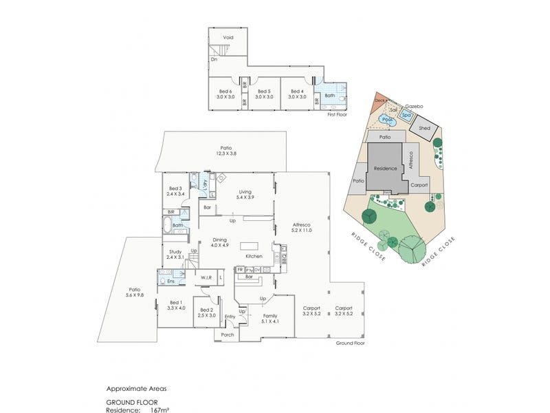 20 Ridge Close, Edgewater, WA 6027 - floorplan