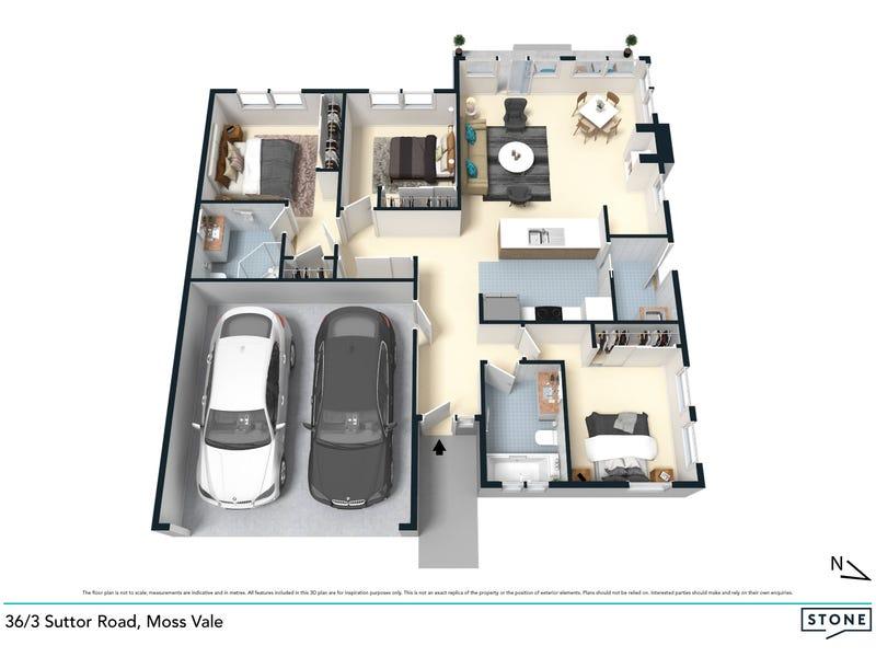 36/3 Suttor Road, Moss Vale, NSW 2577 - floorplan