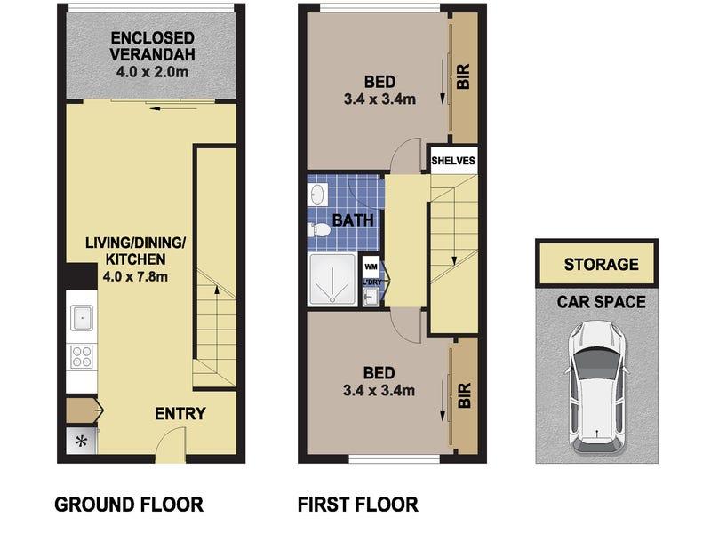 503A/250 Liverpool Road, Ashfield, NSW 2131 - floorplan