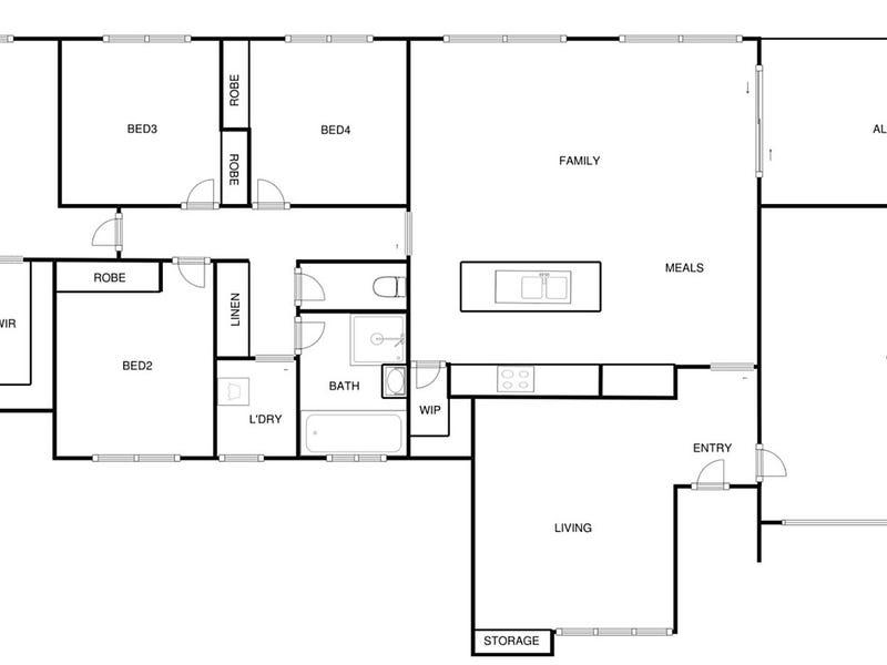 11B Gluyas Street, Farrer, ACT 2607 - floorplan
