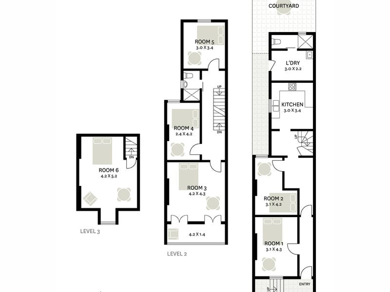 12 Mary Street, Surry Hills, NSW 2010 - floorplan
