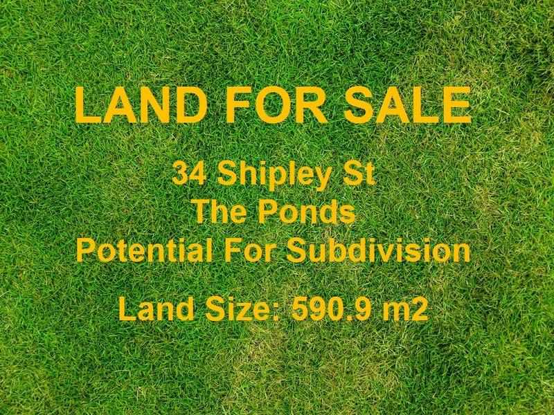 34 Shipley Street, The Ponds, NSW 2769