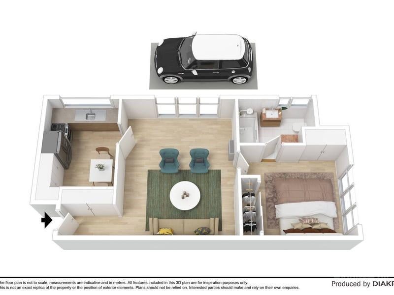 7/5 Celeste Court, St Kilda East, Vic 3183 - floorplan
