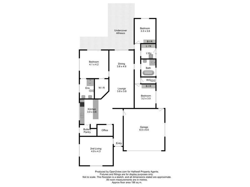 37  Swilkin Drive, Spreyton, Tas 7310 - floorplan