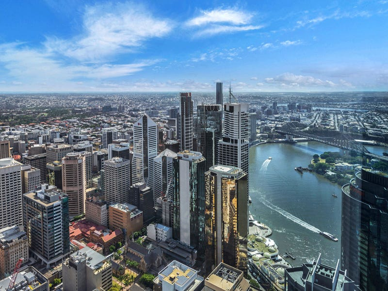 7508/222 Margaret Street, Brisbane City, Qld 4000