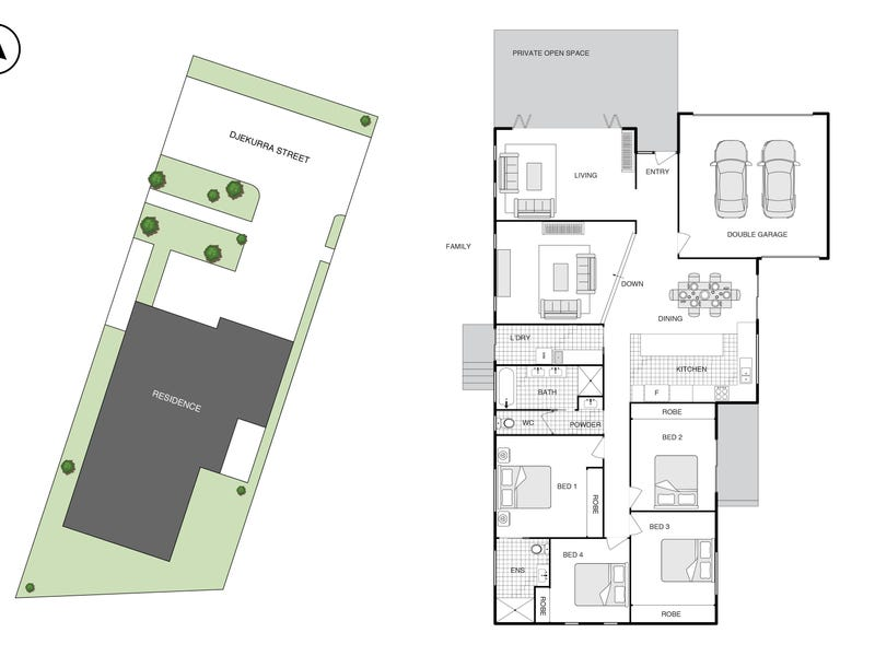 83 Djerrkura Street, Bonner, ACT 2914 - floorplan