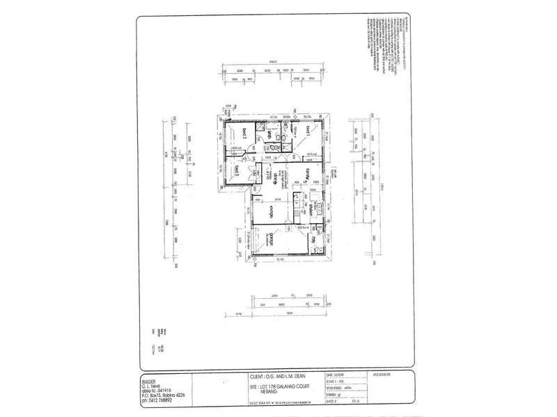 8 Galahad Court, Nerang, Qld 4211 - floorplan