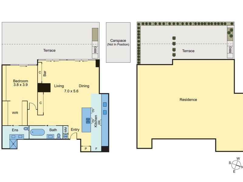 1603/31 Spring Street, Melbourne, Vic 3000 - floorplan