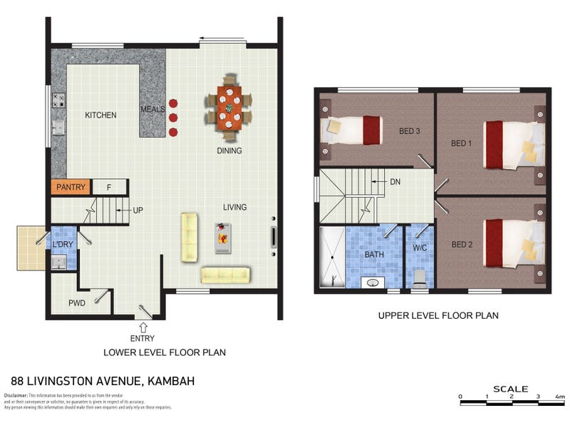 88 Livingston Avenue, Kambah, ACT 2902 - floorplan