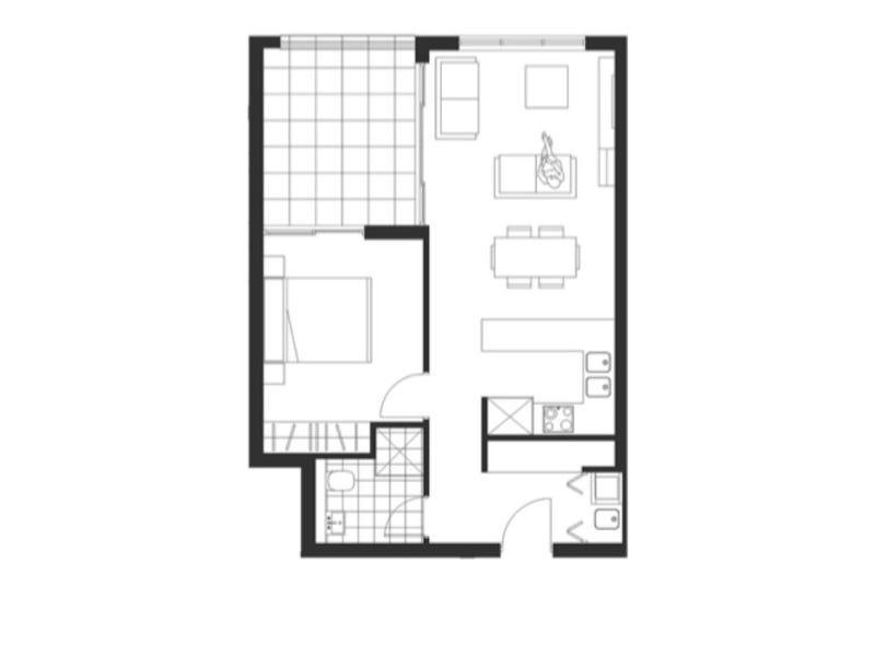 17/17-25 Boundary Street, Roseville, NSW 2069 - floorplan