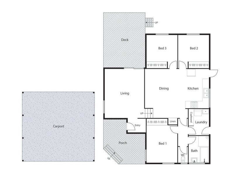 56 Wheeler Crescent, Wanniassa, ACT 2903 - floorplan