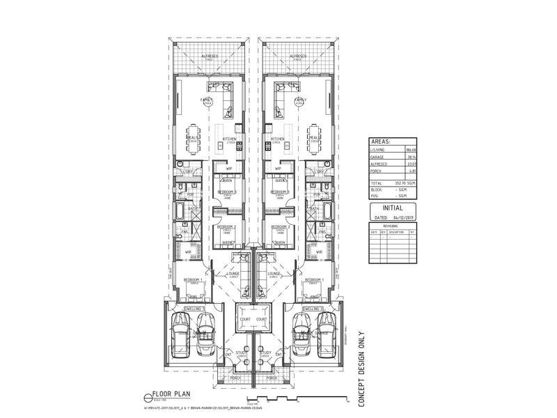 21A Nixon Street, Marion, SA 5043 - floorplan
