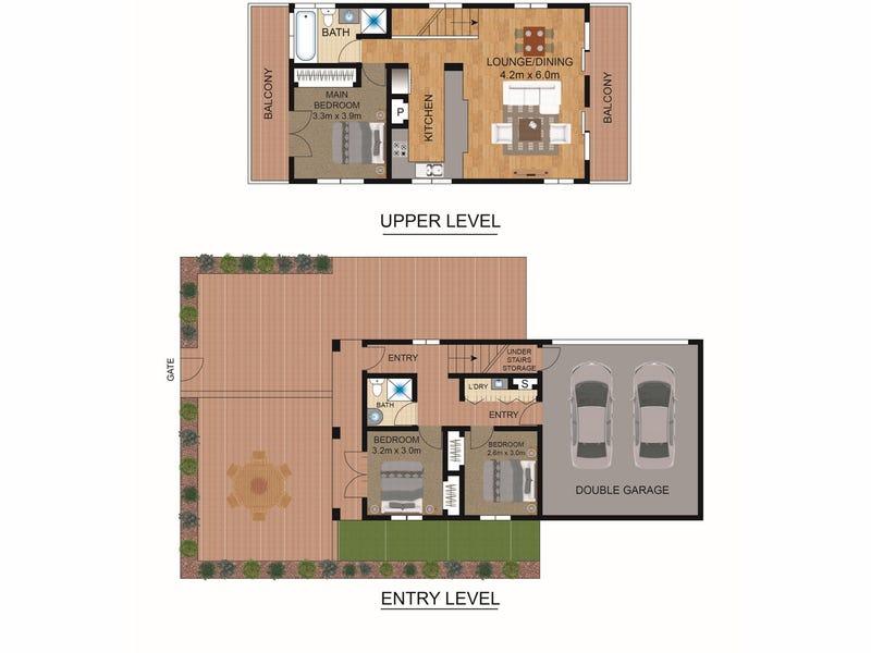 10/37 Dominion Circuit, Forrest, ACT 2603 - floorplan