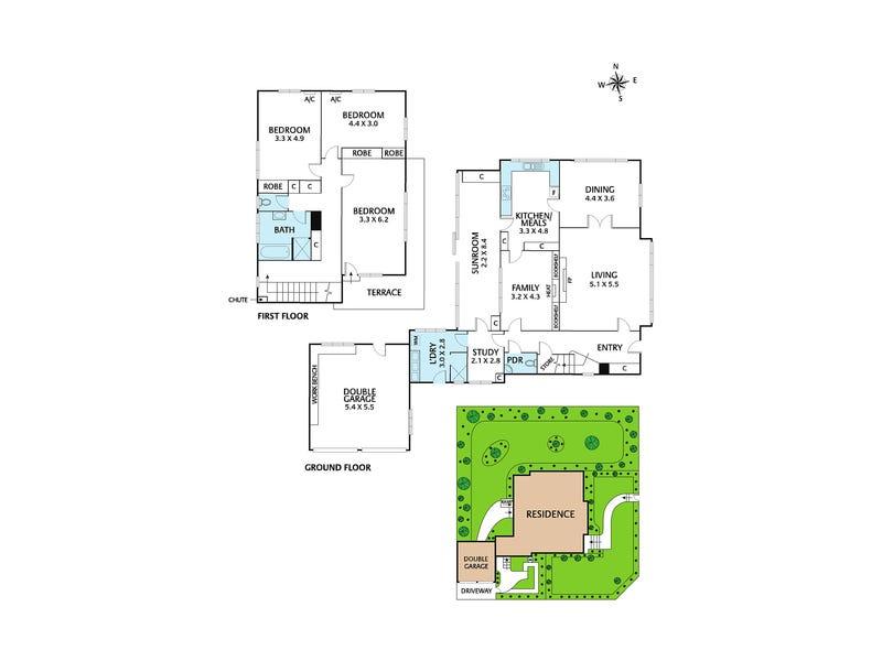 7 Carson Street, Kew, Vic 3101 - floorplan