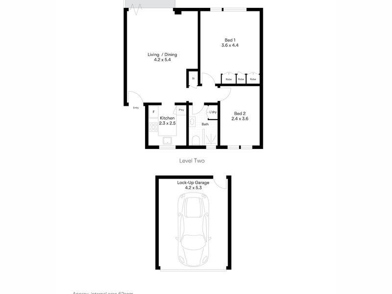 8/11 Myahgah Road, Mosman, NSW 2088 - floorplan