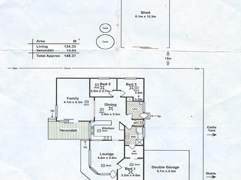 425 Collins Road, Mallala, SA 5502 - floorplan