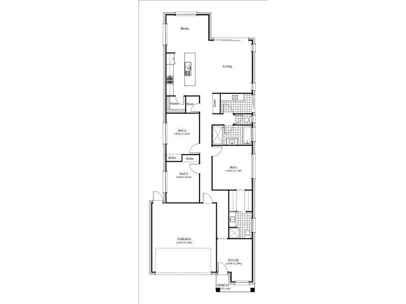 Lot 5 Conmurra Ave, Edwardstown, SA 5039 - floorplan