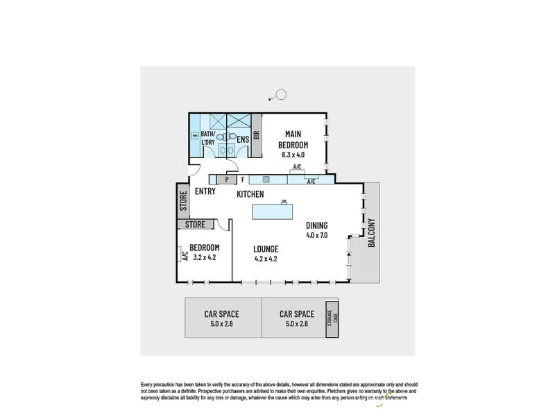 201/121 Barkers Road, Kew, Vic 3101 - floorplan