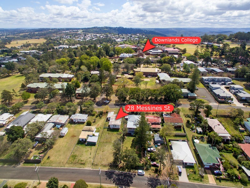 28 Messiness Street, Harlaxton, Qld 4350