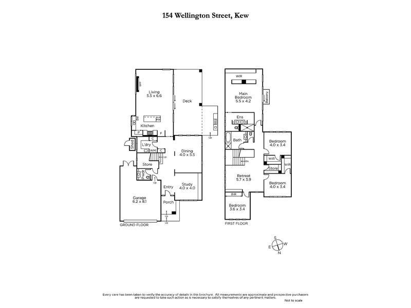 154 Wellington Street, Kew, Vic 3101 - floorplan