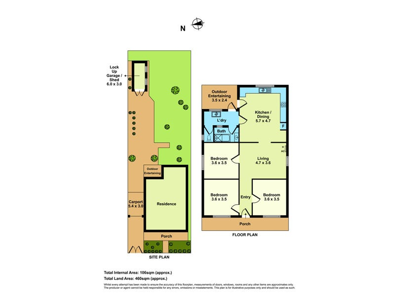 11 William Street, Seddon, Vic 3011 - floorplan